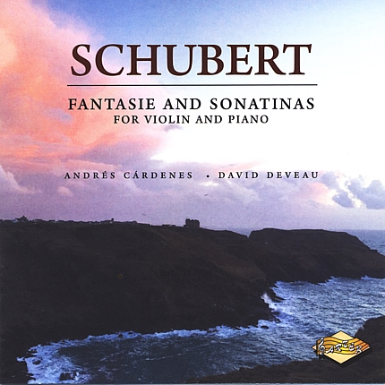 Schubert Fantasie and Sonatinas for violin & piano