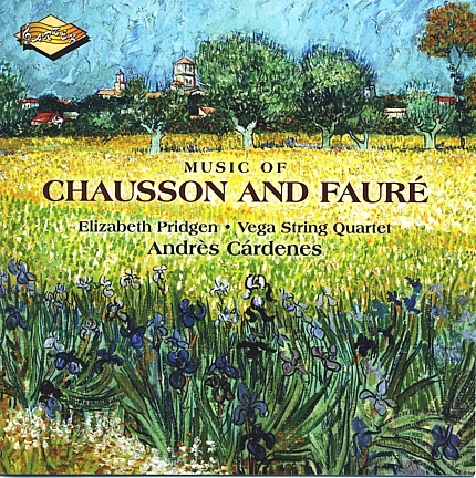 Music of Chausson and Fauré